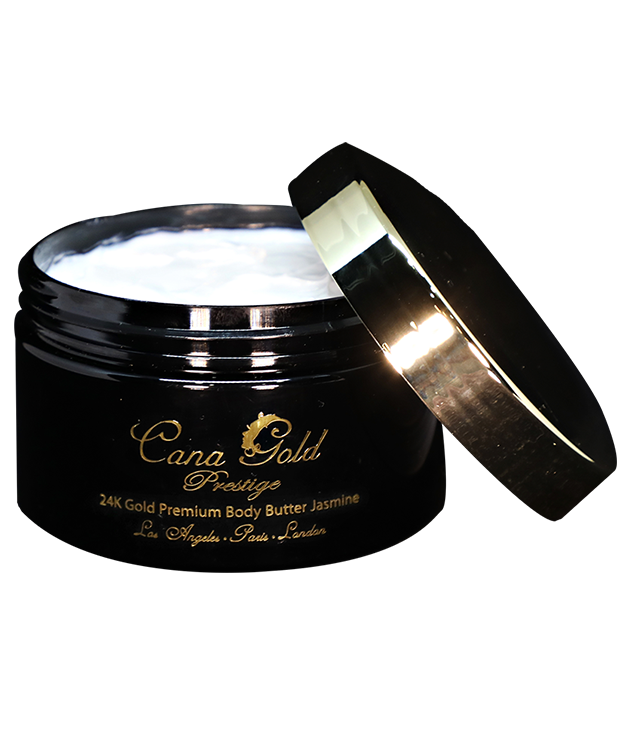 24K Gold & Caviar Premium Body Butter Jasmine